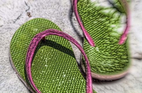 Flip Flop Pattern by lincolnblues on flickr
